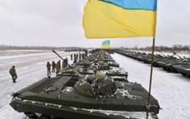Huit morts, dont six civils, à l'est  de l'Ukraine