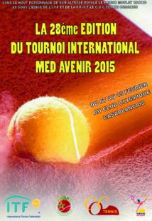 Des raquettes de renom pour  la 28ème édition du Med Avenir