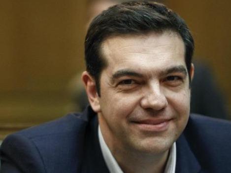 Alexis Tsipras à Chypre pour sa première  visite à l'étranger