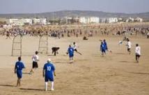 Pour la mise à niveau de la  pratique du football à Essaouira
