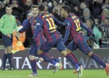 Le Barça s'en tire à bon compte face à Villarreal