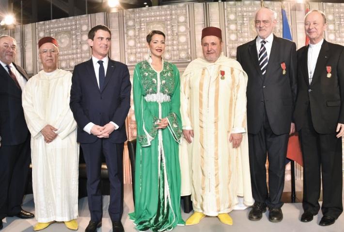 Le geste Royal envers les trois religions monothéistes