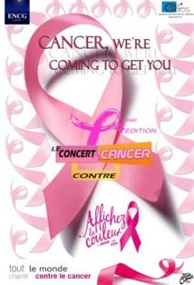 Nouvelle édition du «Concert contre le cancer»