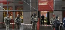 Attaque à l'arme blanche contre trois militaires à Nice