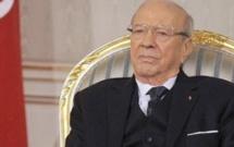 Le président tunisien en Algérie pour sa première visite à l'étranger