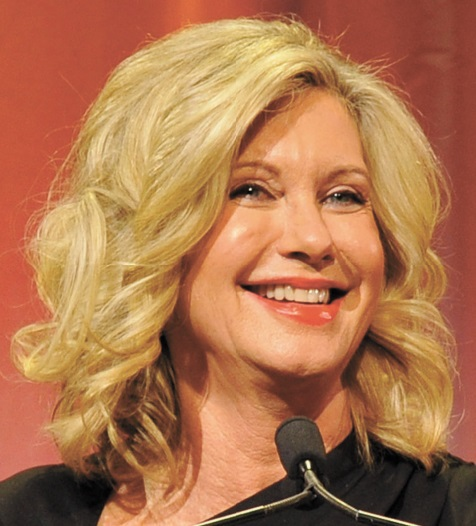 Les stars qui ont vaincu le cancer : Olivia Newton John