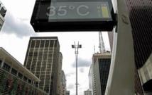 Les vagues de chaleur ont augmenté dans les zones urbaines