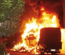 Enquête sur l'incendie de quatre voitures à Tétouan