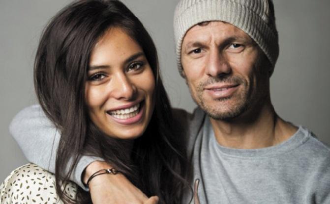 Khalid Boulahrouz et Miss Univers Pays-Bas dévoilent leurs photos
