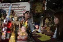 Insolite : Des fantômes à Bangkok