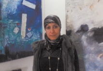 Mouna Benslimane: Les difficultés inhérentes au métier d'artiste plasticien sont telles qu'on ne peut en vivre