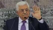 Mahmoud Abbas à Stockholm après la reconnaissance suédoise de la Palestine