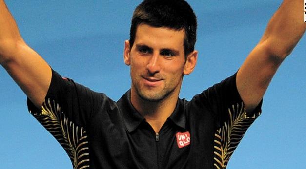 Top 20 des sportifs les mieux payés en 2014 : Novak Djokovic Serbie (Tennis)