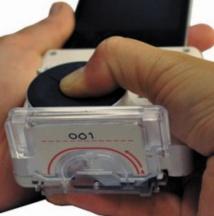 Création d'un accessoire de smartphone dépistant sida et syphillis