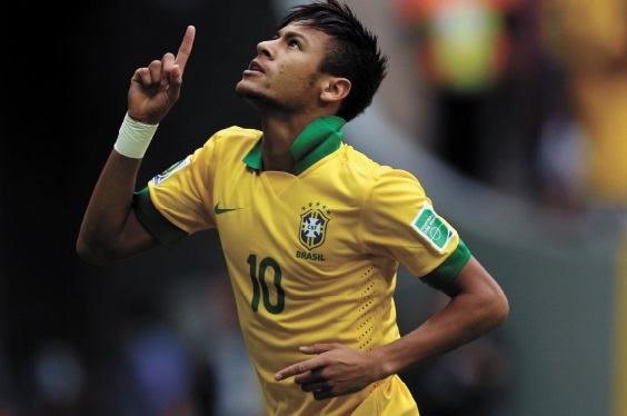 Top 20 des sportifs les mieux payés en 2014 : Neymar Brésil (Football)