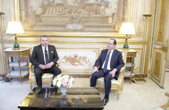 Le Maroc, la France et le dossier saharien