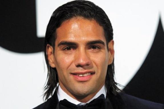 Top 20 des sportifs les mieux payés en 2014 : Radamel Falcao Colombie (Football)