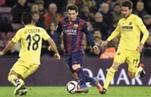 Le FC Barcelone, un pied en finale