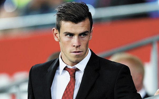 Top 20 des sportifs les mieux payés en 2014 :  Gareth Bale  Royaume-Uni (Football)