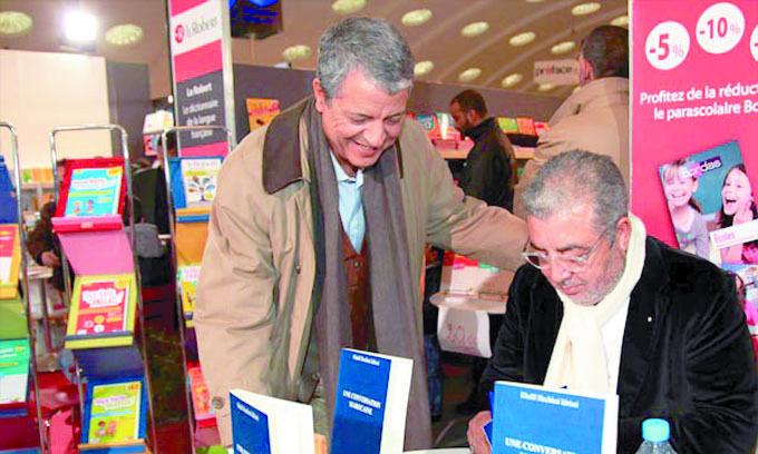 XXIème Salon du livre : Khalil Hachimi Idrissi signe «Une conversation marocaine»
