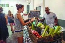 Johannesburg revit autour de ses marchés