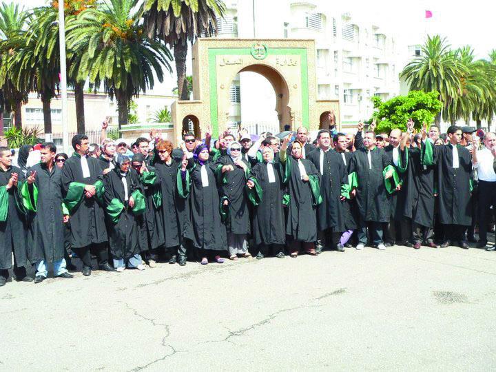 Nouvelle grève dans le secteur de la justice le 24 février