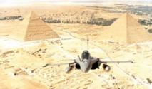 L'Egypte bombarde l'EI en Libye pour venger les chrétiens décapités