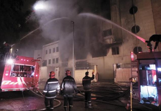 Un nouvel incendie à Lissasfa remet en lumière le débat sur la sécurité en entreprise