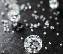 La production mondiale de diamants bruts atteindra un pic en 2019