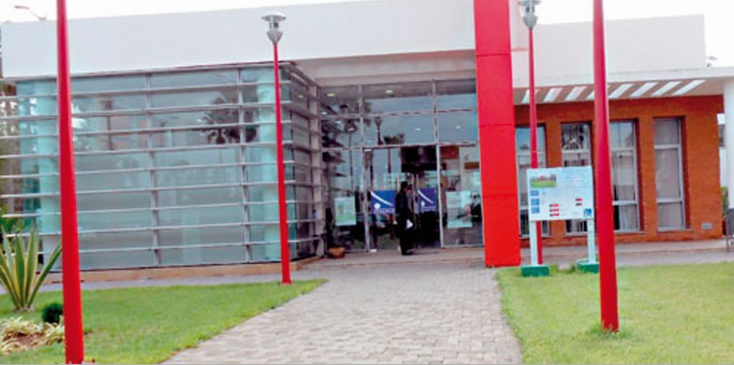 Le siège de l'OMPIC à Casablanca.