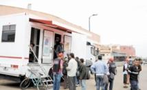 2.200 bénéficiaires d'une caravane médicale multidisciplinaire à Béni Mellal