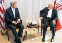 Zarif et Kerry aux négociations bilatérales à Genève  sur le nucléaire iranien