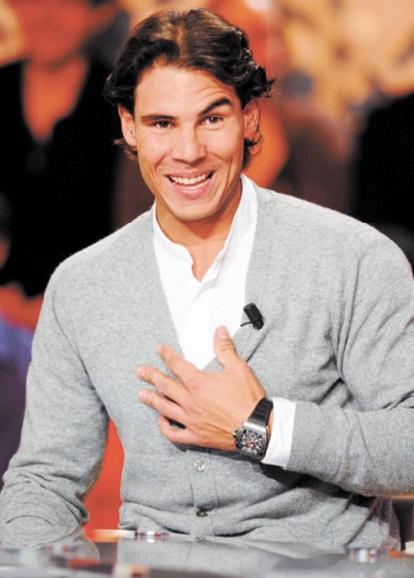 Top 20 des sportifs les mieux payés en 2014 : Rafael Nadal Espagne (Tennis)