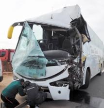 Des policiers victimes d'un accident