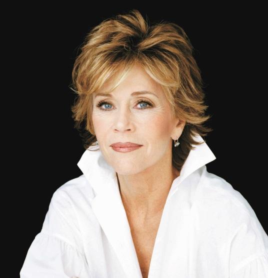 Jane Fonda avoue qu'elle fume des joints de temps en temps