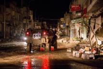 Incursion militaire turque en Syrie pour évacuer une tombe ottomane et ses vigiles