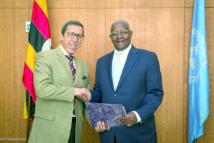 Le président de l'AG de l'ONU invité au Maroc