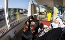 L'aéroport de Roissy, destination pour vagabonds sans billet