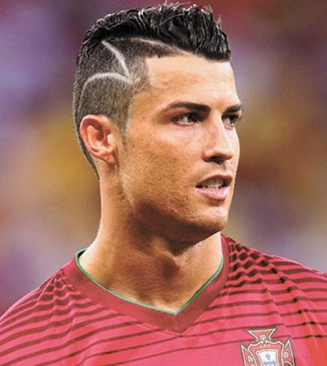 Top 20 des sportifs les mieux payés en 2014 : Cristiano Ronaldo Portugal (Football)
