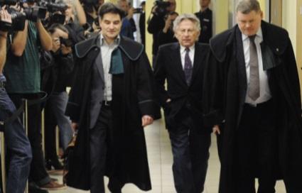 Les Polonais examinent l'extradition de Roman Polanski vers les USA