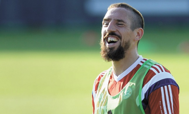 Ribéry songe à devenir allemand