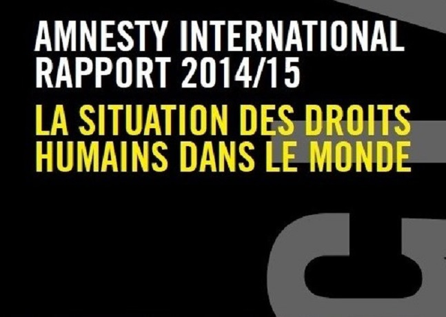 ​Amnesty International tance fortement le gouvernement Benkirane