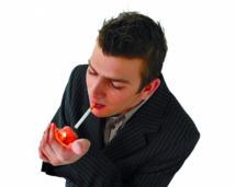 Le tabac rétrécit le cerveau