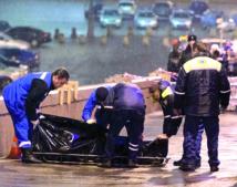 L'opposant Boris Nemtsov  assassiné près du Kremlin