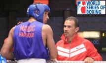 L'équipe d'Atlas Lions défaite par Russian boxing
