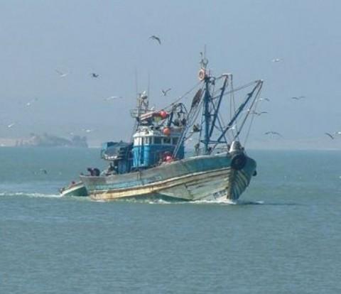 Une vingtaine de marins  pêcheurs sauvés in extremis au large de Dakhla