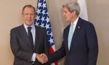 Réunion cruciale à Genève sur la crise  ukrainienne entre John Kerry et Sergueï Lavrov