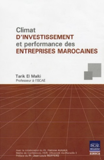 Un livre de référence sur le climat d'investissement au Maroc
