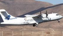Menace sur les lignes aériennes reliant les provinces du Sud aux Canaries