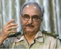 Le général Haftar nommé à la tête de l'armée du gouvernement reconnu en Libye
